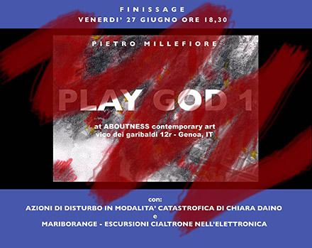 PLAY GOD 1