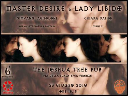 MASTER DESIRE & LADY LIBIDO